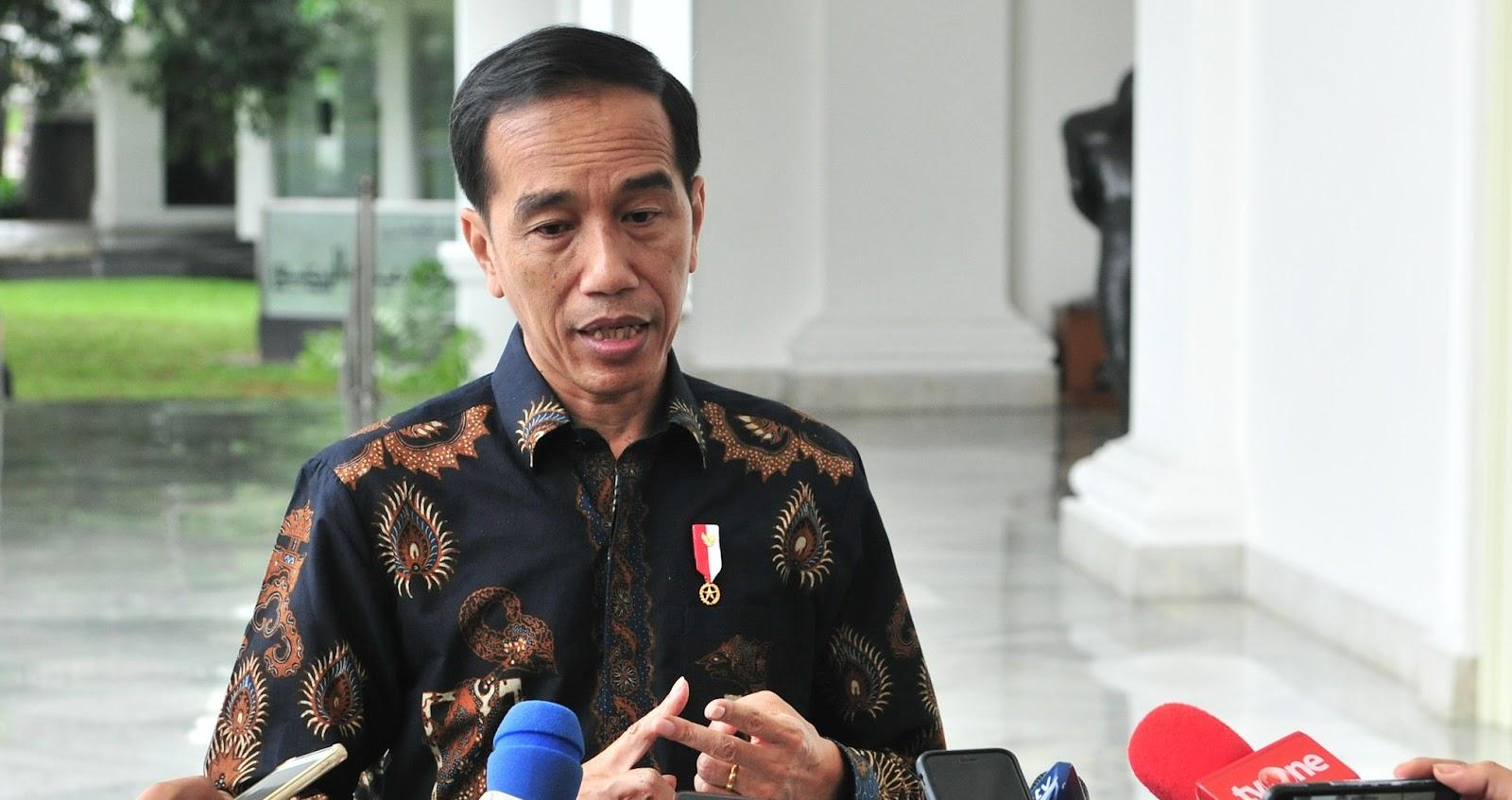 Jokowi Resmi Minta Maaf Dengan Masyarakat Papua