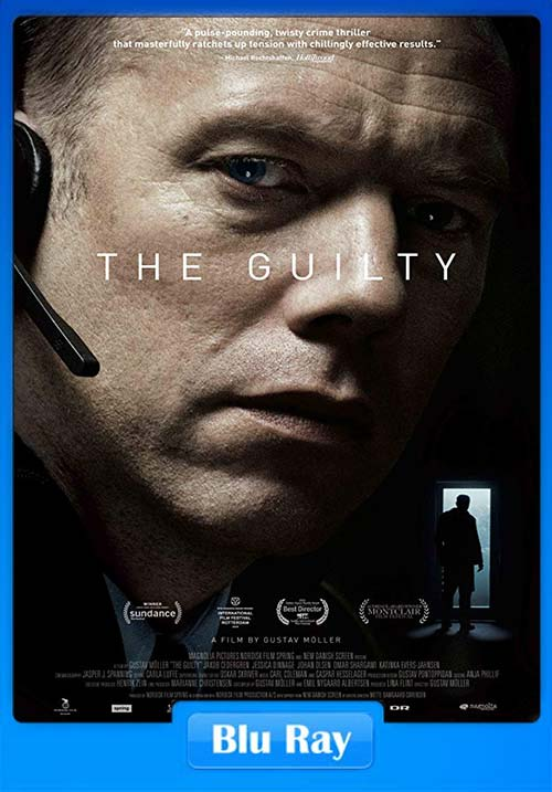 The Guilty 2018 720p BluRay Dual Audio X264 | 480p 300MB | 100MB HEVC Poster