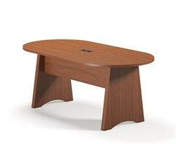 Discount Conference Table with Powered Top