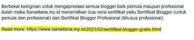 Cara agar artikel blog tidak diduplikasi sembarangan