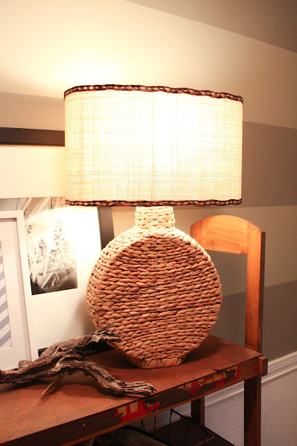 Diy Lamp Makeover The Blissful Bee