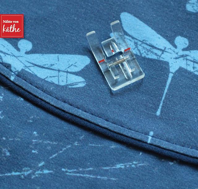 Paspel mit Paspelfuß, Artefakte: Libella vom Nähstoffreich
