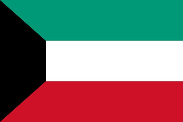 Bandera de Kuwait