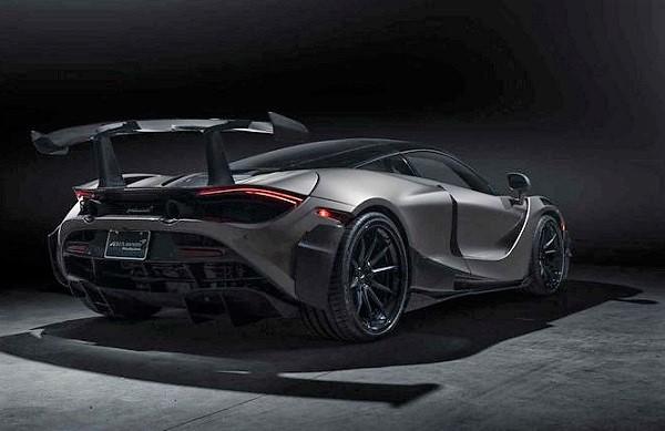 SWAE McLaren 720S