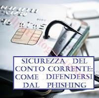 sicurezza del conto corrente