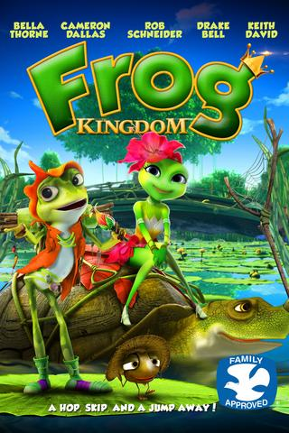 Frog Kingdom 2013 Dual Audio Hindi 480p BluRay x264 300MB ESubs