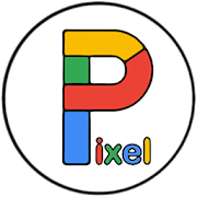 Pixel Carbon Icon Pack