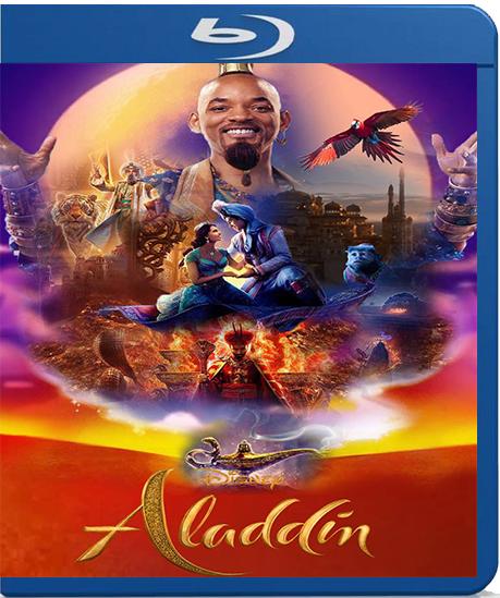Aladdin [2019] [BD50] [Latino]