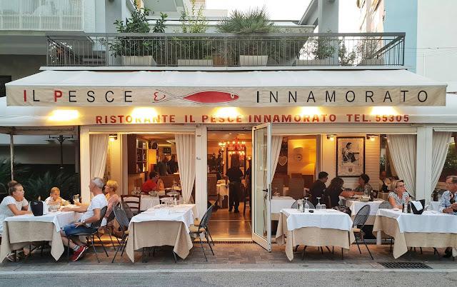 il_pesce_innamorato_location