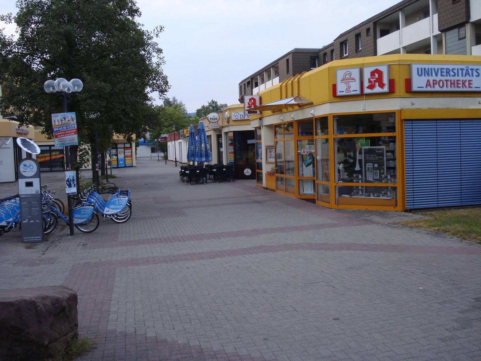 Kaiserslautern Pfalz Bilder Und Anderes Davenportplatz