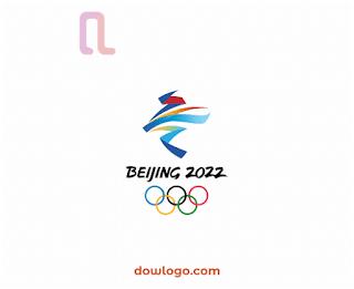 Logo Beijing 2022 Olympics Vector Format CDR, PNG