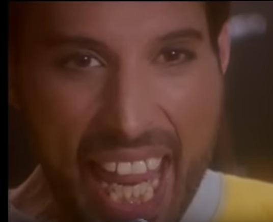 The Curious Case Of Freddie Mercury S Teeth Go Retro