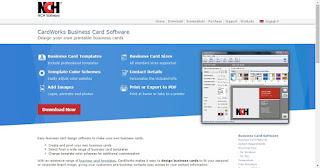 CardWorks Business Card