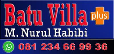 BATU VILLA PLUS | M. Nurul Habibi