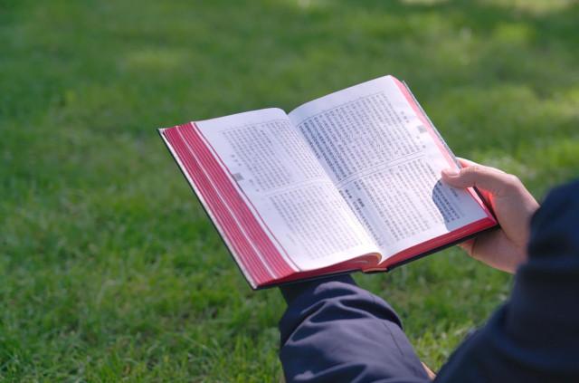 人生正道, 教會荒涼,看聖經
