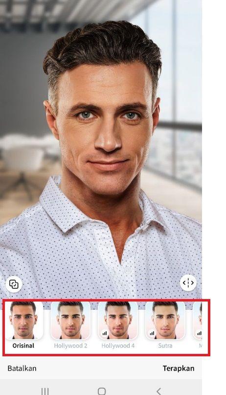 Cara Menggunakan Aplikasi FaceApp Untuk Membuat Foto Oplas ...