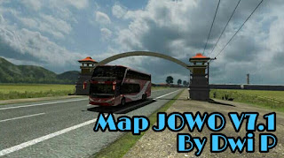 download map jowo v7.1 ets2
