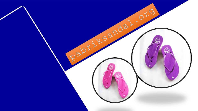 Sandal Polos Simplek Wanita - Pabrik Sandal Termurah di Indonesia