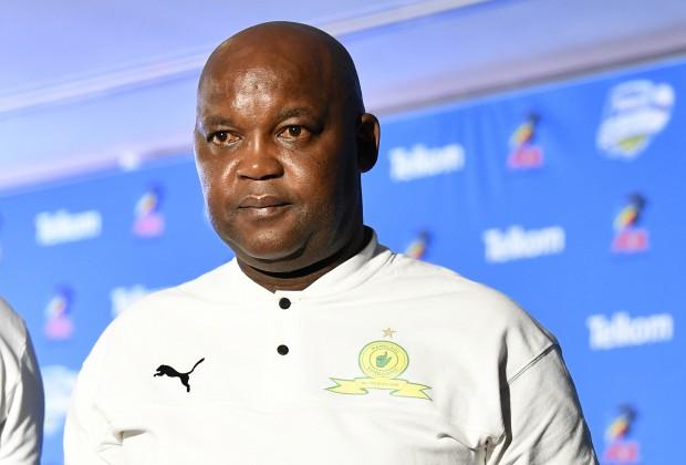 Mamelodi Sundowns tactician Pitso Mosimane