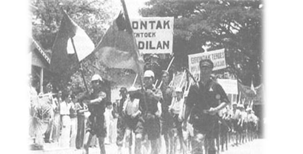 Perlawan di Lohbener, Jawa Barat