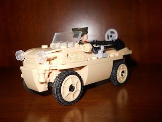 vehículo anfibio de la segunda guerra mundial