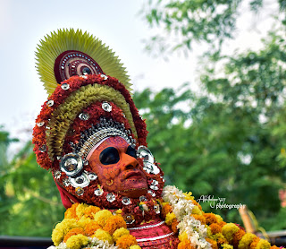 Vishnumoorthy Theyyam Images