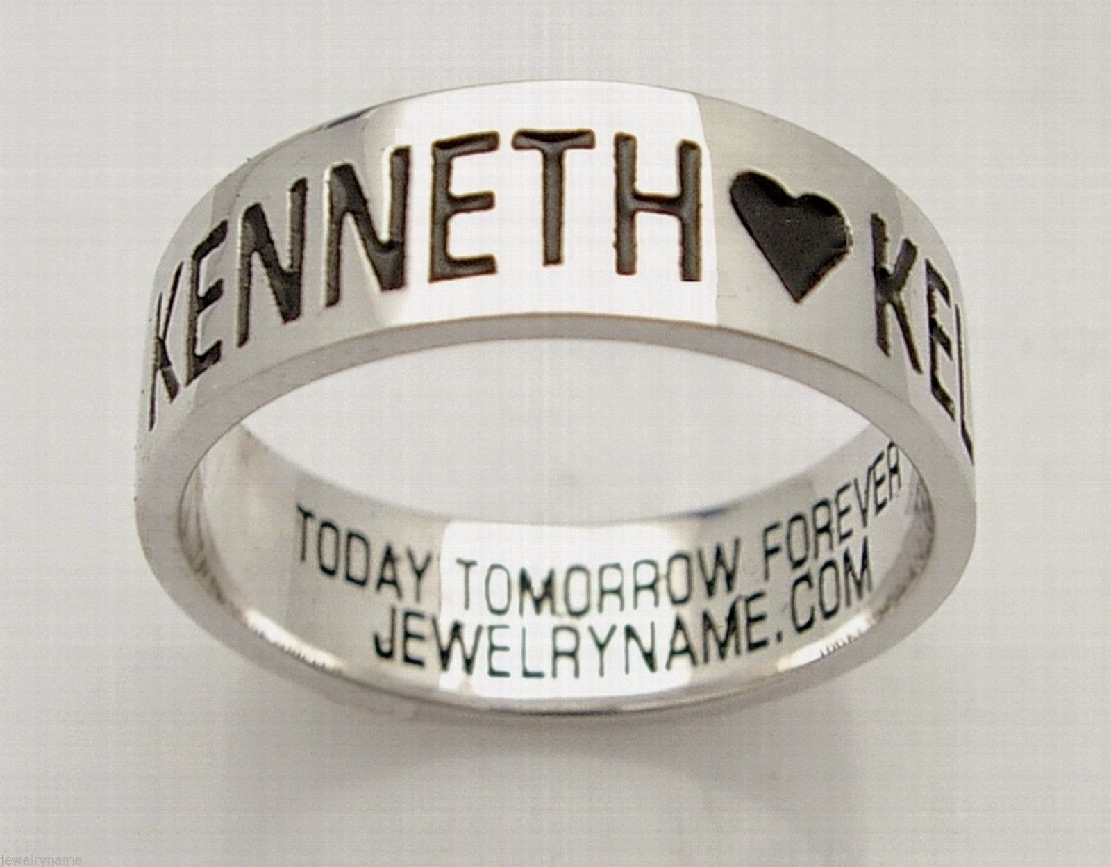 Affordable Personalized Promise Rings for Her | Home ...