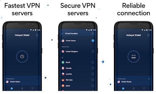 Download Hotspot Shield Premium MOD APK 7.3.2 [VIP Unlocked] for Android 2