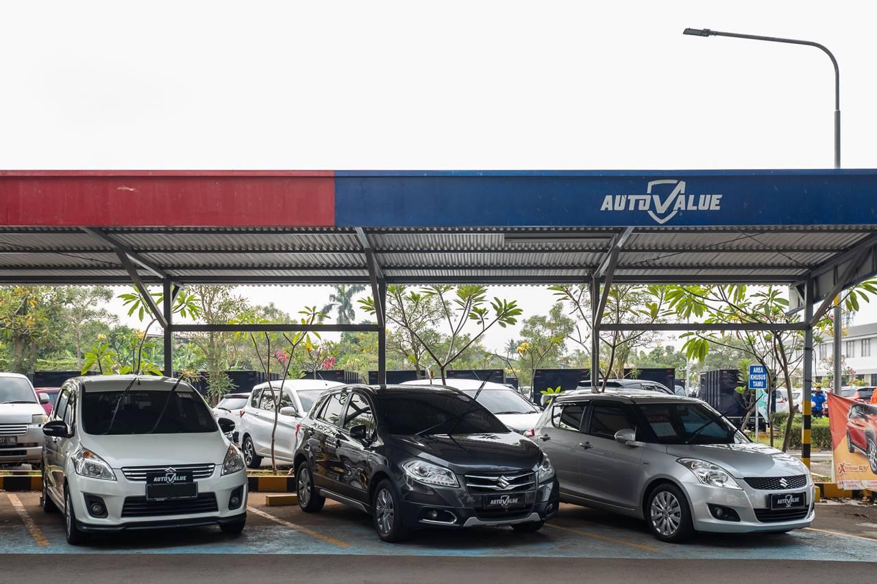 Mempertahankan Resale Value Mobil Ala Suzuki