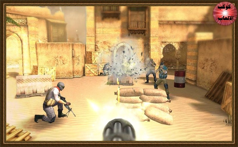 العاب اندرويد  Download Elite Killer SWAT Mod Apk 1.3.0 Mega Mod