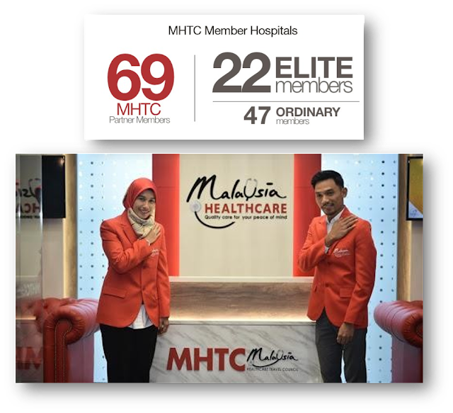Fasilitas Malaysia healthcare travel council