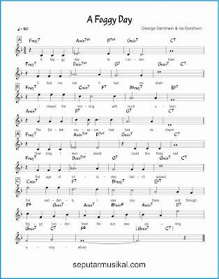 a foggy Day lagu jazz standar