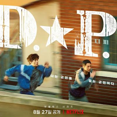 drama korea D.P