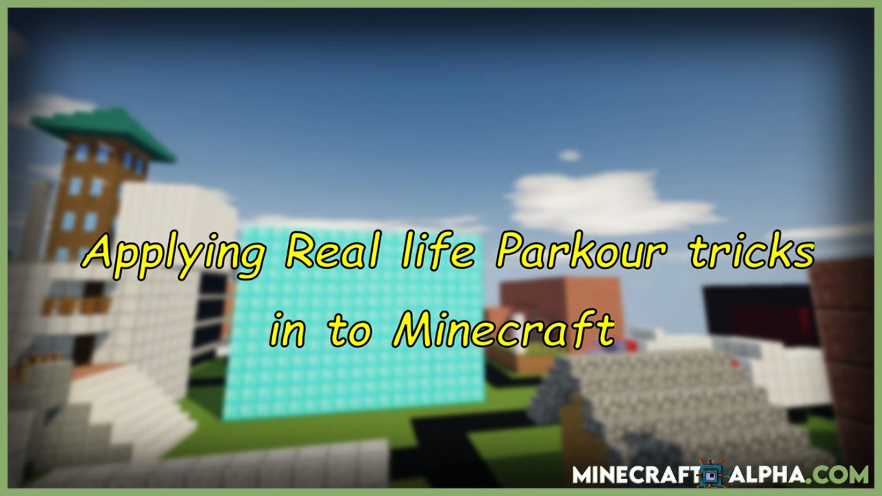 New You'Re Late (For School) Parkour Map