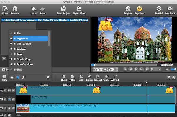 MovieMator Video Editor Pro v3.1.0 - Chỉnh sửa video
