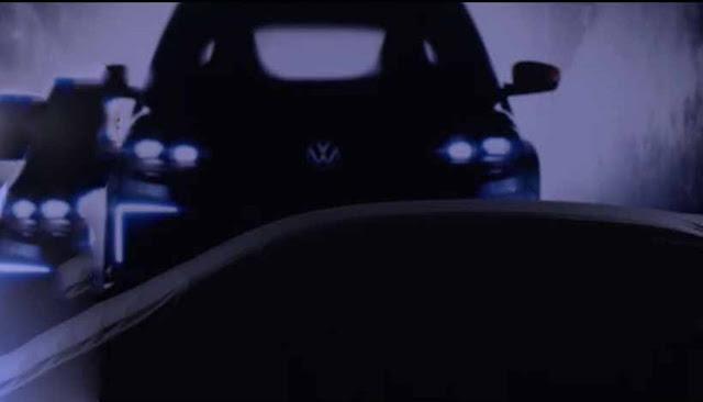 Novo VW Gol GTI 2017