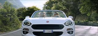 Canzone Pubblicità Fiat 124 Spider 'Liberi come il vento' | Spot con aquila 2016