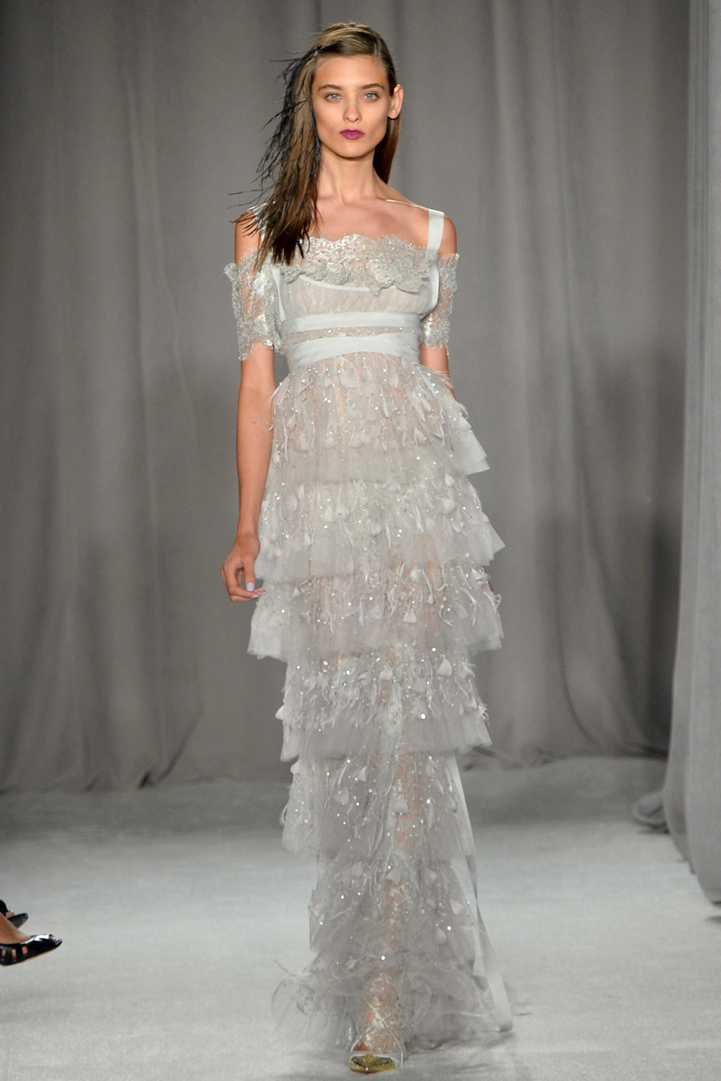 Marchesa Spring, Summer Collection 2014 - Fashion Trends   Marchesa Spring 2014
