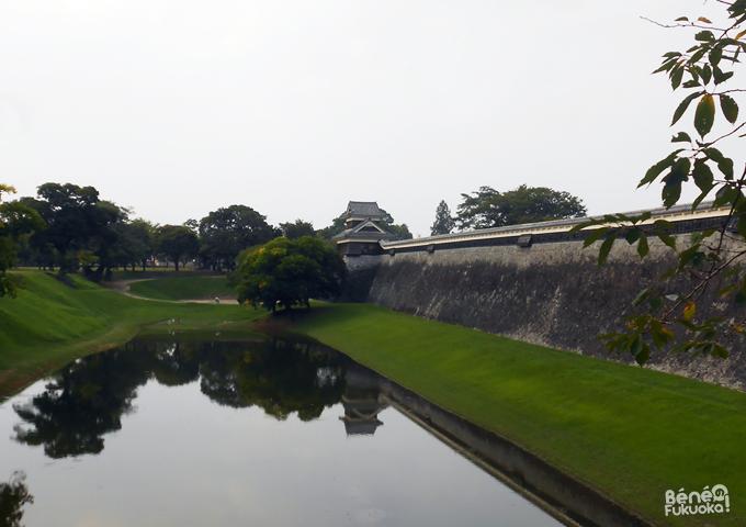 2013年9月 - 熊本城