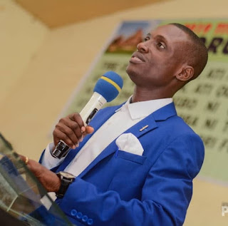 Download The Other wing Of The Eagle Called Revival - Prophet Abraham Adebayo