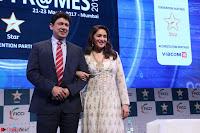 Madhuri Dixit Nene in designer Anarkali Dress at FICCI Awards 2017 012.JPG