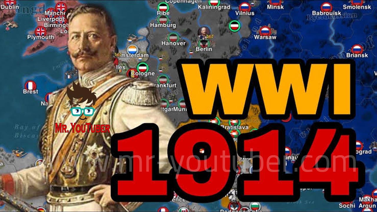 تحميل لعبة WC4 في مود جديد بعنوان Great War Beta