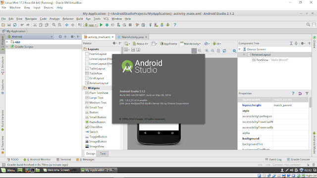 Linux Mint – RootAndroid org