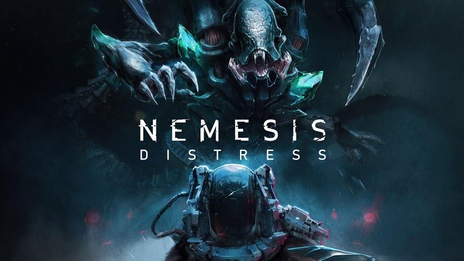 Nemesis Distress, Poster, 8K, #5.2043