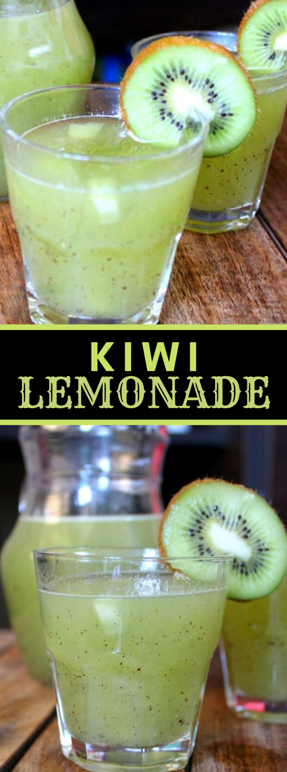 Kiwi Lemonade, Refreshing Summer Moctail/Drink (Non Alcoholic) #drinks #cooling