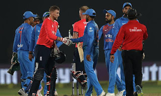 India vs England 1st T20I 2017 Highlights
