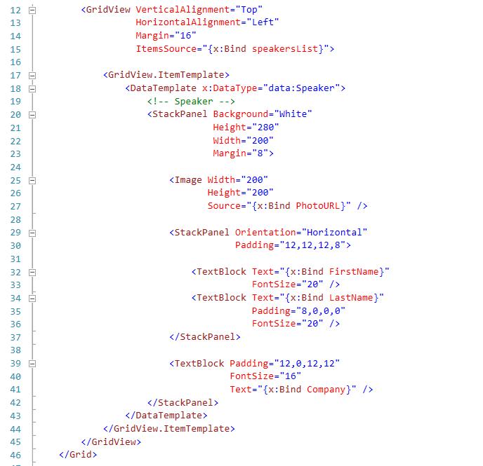 UWP: Create Custom XAML Control - Almir Vuk