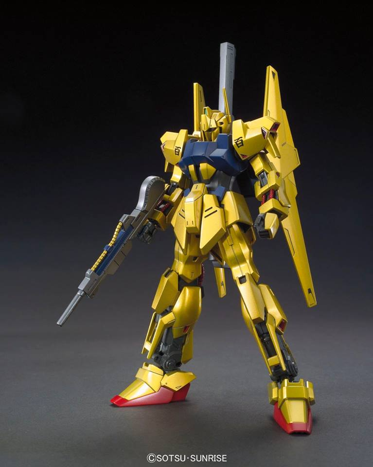 HGUC 1/144 Hyaku Shiki REVIVE Ver. - Release Info, Box art and Official Images