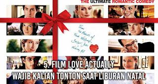 Film Love Actually wajib kalian tonton saat Liburan Natal