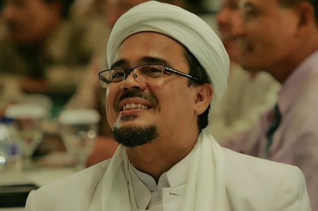 Heboh Video Habib Rizieq Dukung ISIS, Kuasa Hukum Buka Suara